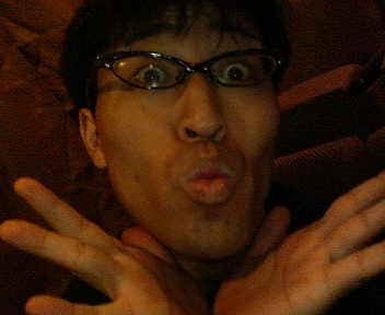 阿川ボスのおもしろい顔